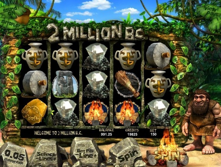 2 Million B.C. Slot Review