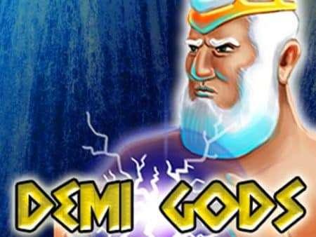 demi-gods-slot Logo