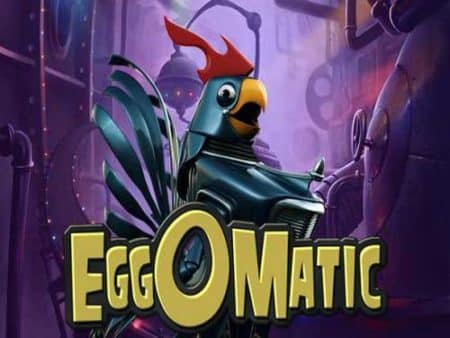eggomatic-slot Logo