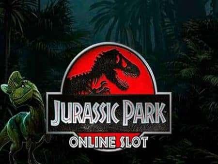 jurassic-park-slot Logo