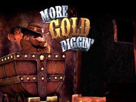 more-gold-diggin-slot Logo