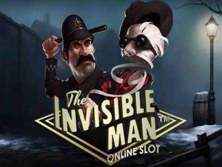 the-invisible-man-slot Logo