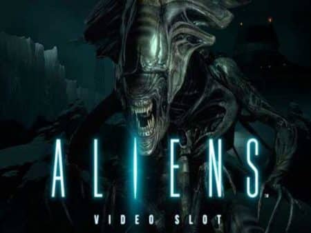aliens-slot Logo