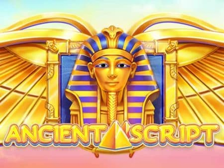 ancient-script-slot Logo