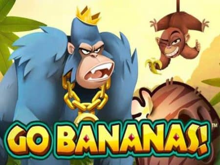 go-bananas-slot Logo