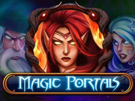 magic-portals-slot Logo