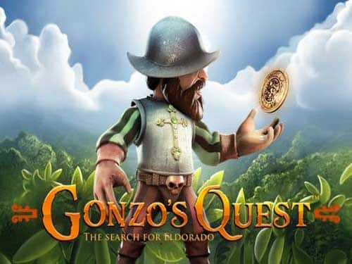 gonzos-quest-slot Logo