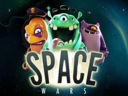 space-wars-slot Logo