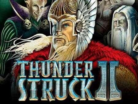 thunderstruck-2-slot Logo