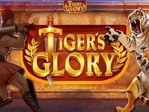 Tiger Glory Slot Logo