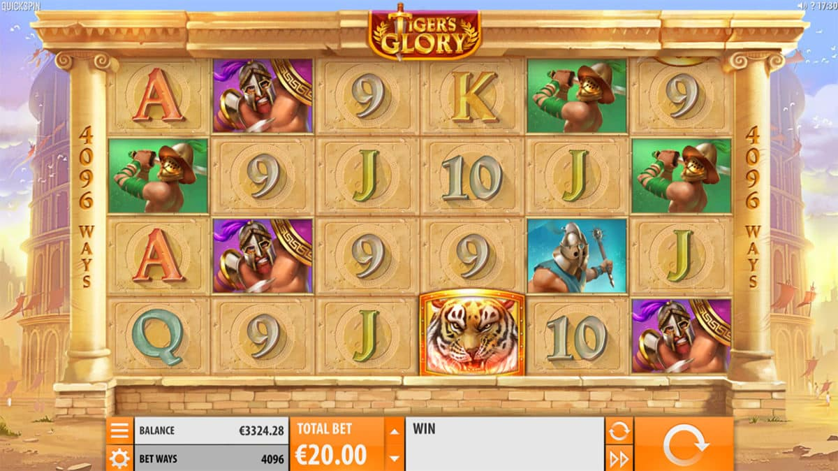 Tiger Glory Slot Review