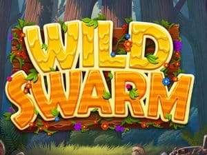 Wild Swarm Slot Logo