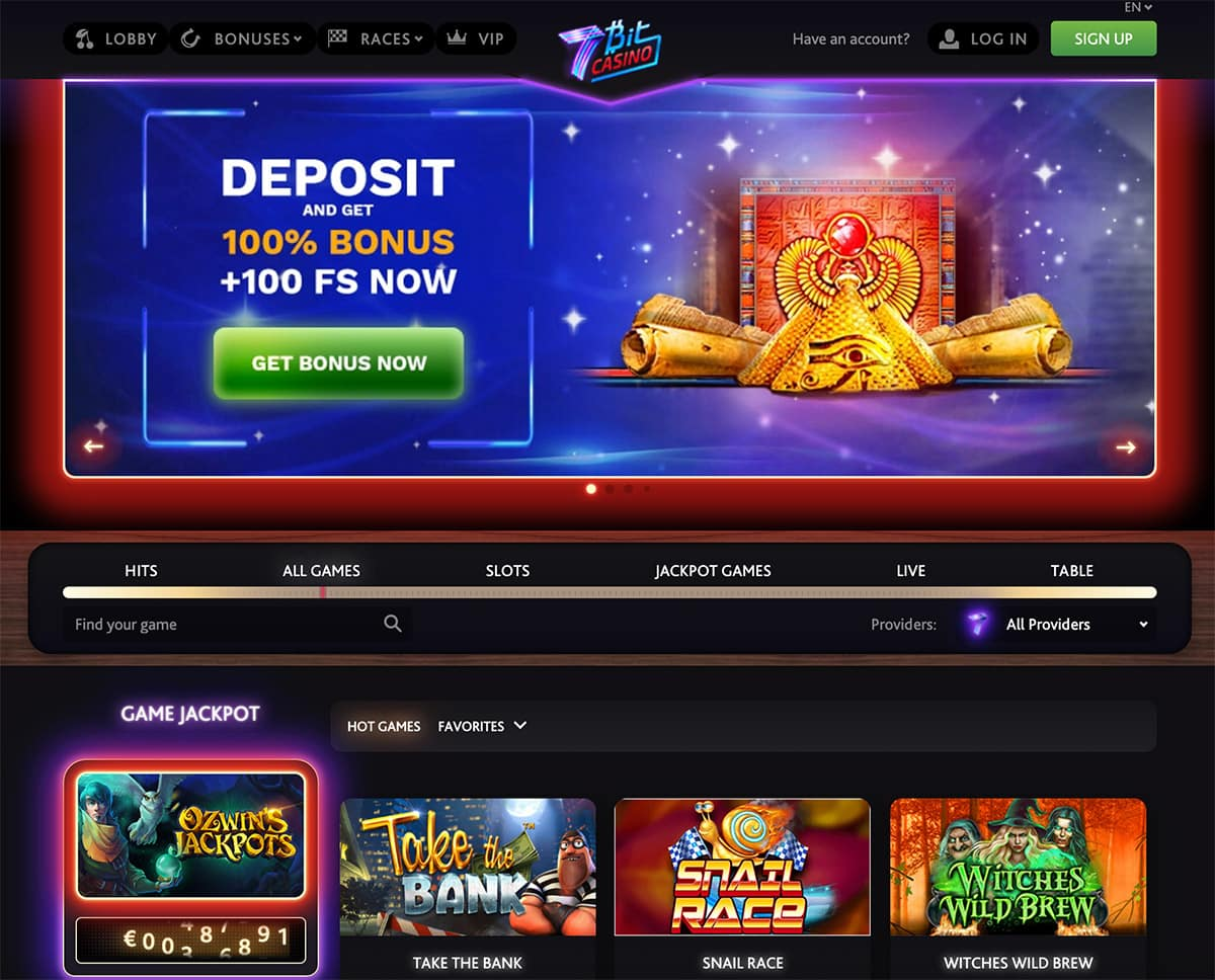7BitCasino Review