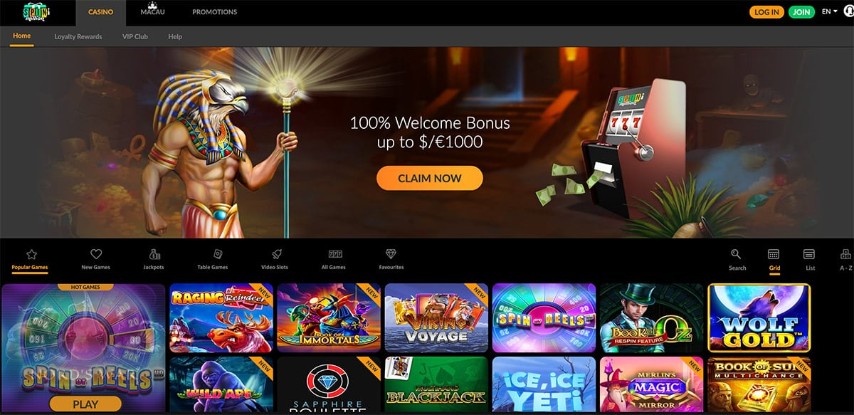 Spin Million Review