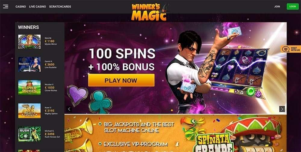 Winner's Magic Review