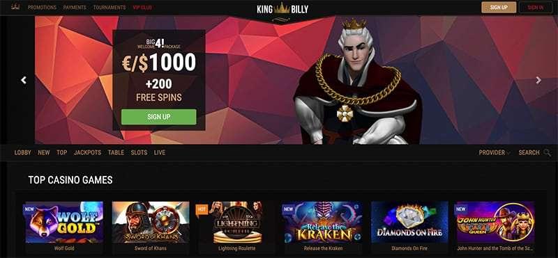 King Billy MGA Review