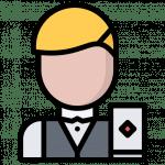 Blackjack Dealer's Role