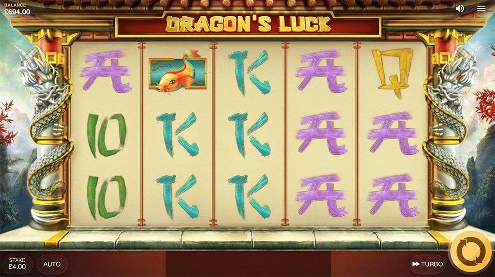 Lohikäärme's Luck Megaways