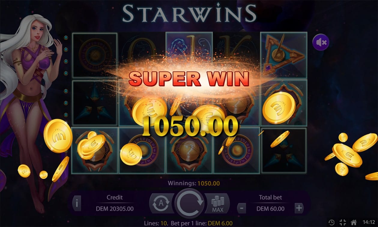 Mancala Gaming Starwins