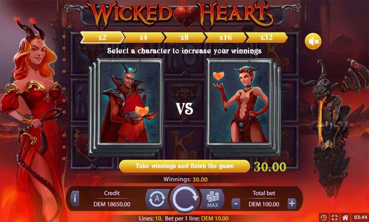 Mancala Wicked Heart